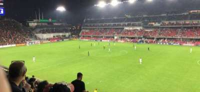 Audi Field section 124