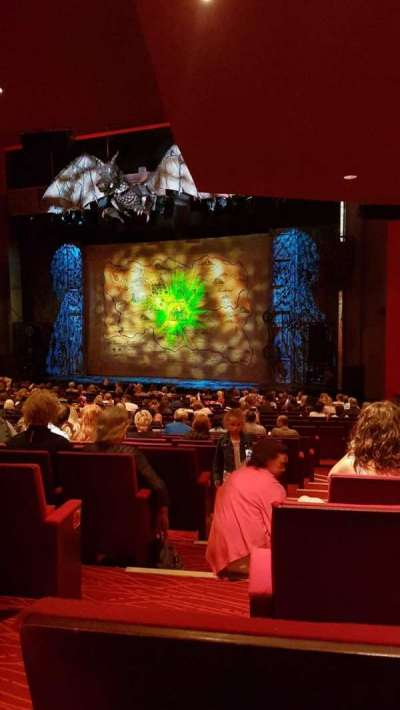 Bord Gáis Energy Theatre section Stallls