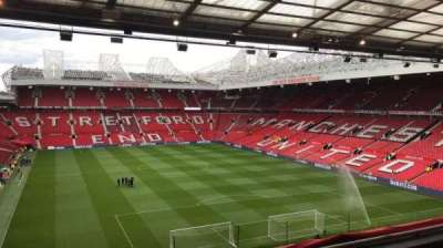 Old Trafford section E331
