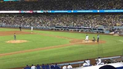 Dodger Stadium section 135LG