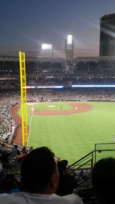 PETCO Park, section: 227, row: 14, seat: 9