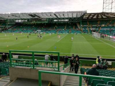 Celtic Park section 102