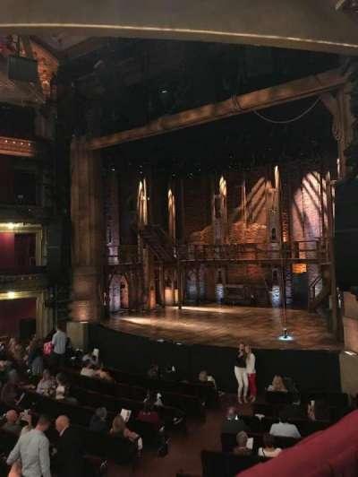 CIBC Theatre section Dress Circle R