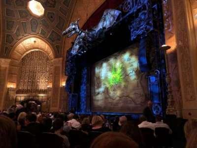 Detroit Opera House, section: MNFL6, row: J, seat: 6