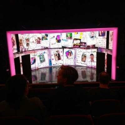 August Wilson Theatre section MezzC