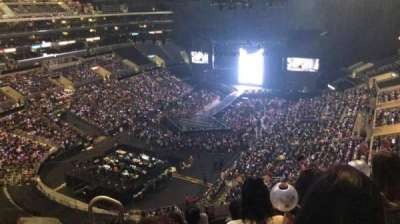 Staples Center, section: 306, row: 6, seat: 12