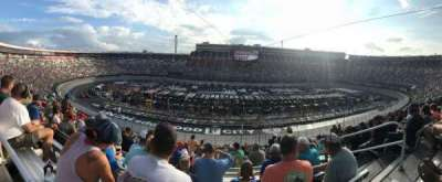 Bristol Motor Speedway section Allison J