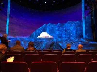 5th Avenue Theatre, section: Orchestra C, row: E