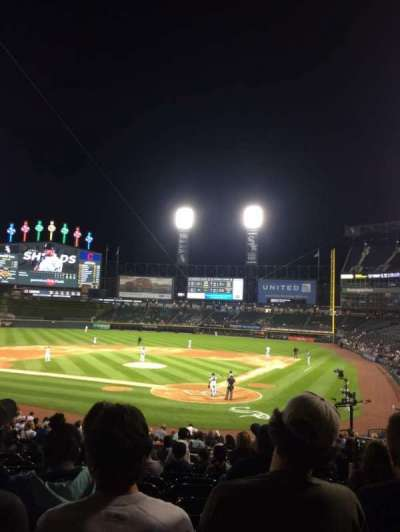 Guaranteed Rate Field, section: Aaa