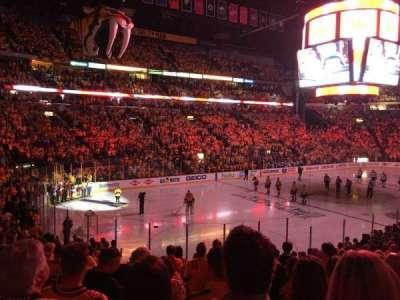 Bridgestone Arena, section: 103, row: G, seat: 19