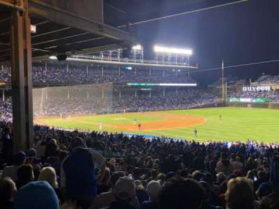 Wrigley Field section 229