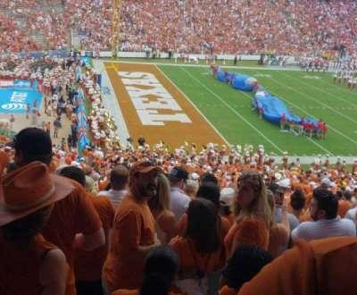 Cotton Bowl section 10