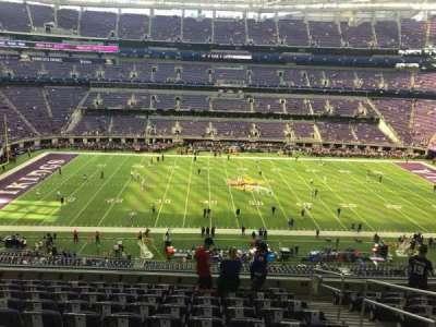U.S. Bank Stadium section 204