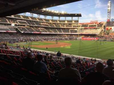 SunTrust Park, section: 112, row: 15, seat: 16