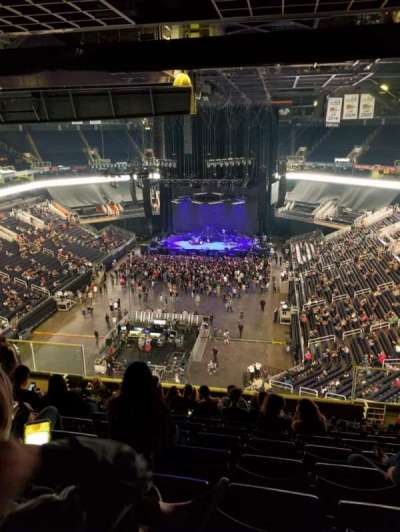 Talking Stick Resort Arena, section: 210, row: 12, seat: 5