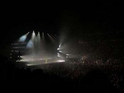 Bridgestone Arena, section: 116, row: A, seat: 19