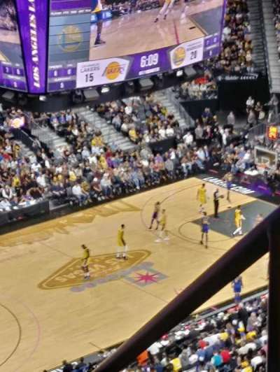 T-Mobile Arena section 219