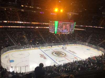 T-Mobile Arena section 202