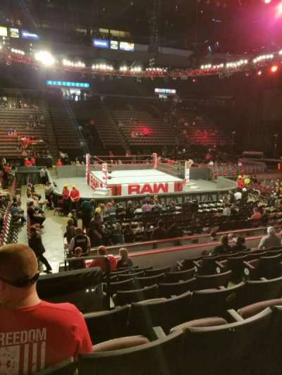 Us Bank Arena Section 112 Row L Seat 11