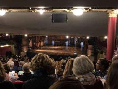 CIBC Theatre section Dress Circle