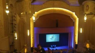 Arlene Schnitzer Concert Hall, section: B, row: R, seat: 10