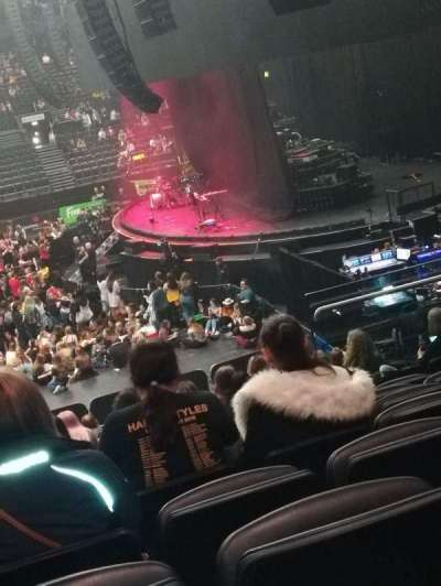 Resorts World Arena, section: 2, row: R, seat: 29