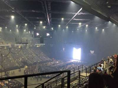 AccorHotels Arena section Balcon D