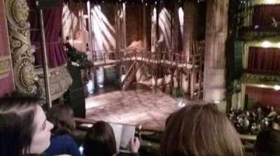 CIBC Theatre section Mezzanine L