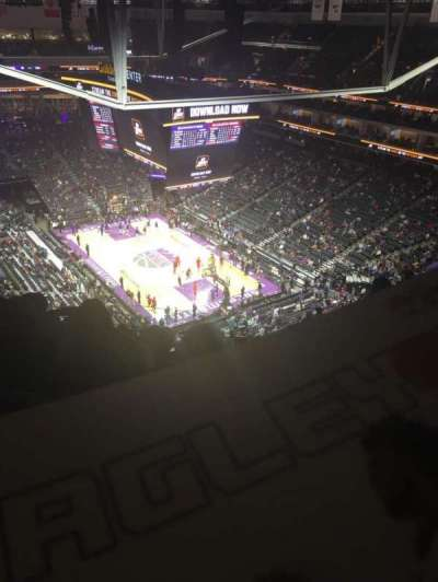 Golden 1 Center section 214