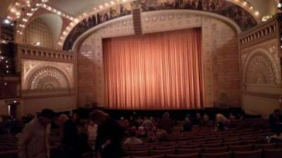 Auditorium Theatre, section: Dress-R, row: DD, seat: 108