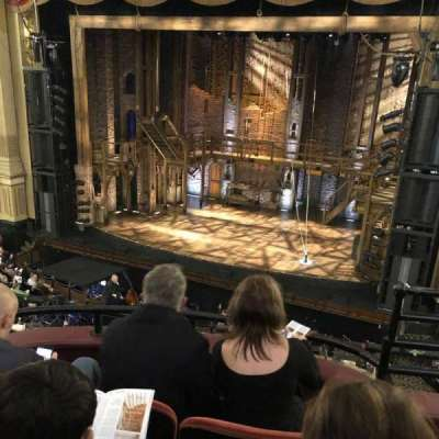 Boston Opera House section dress circle right center