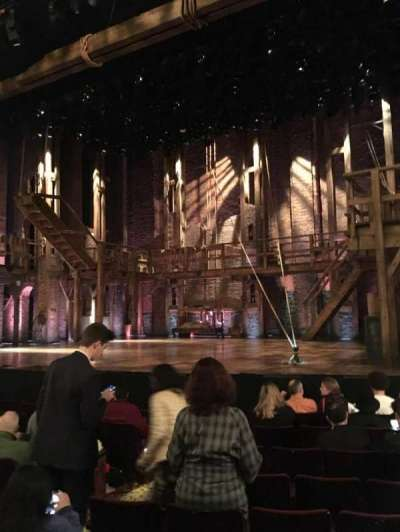 Richard Rodgers Theatre section Orchestra R