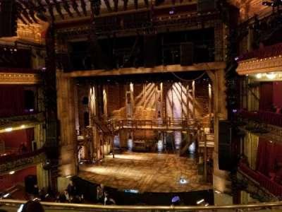 CIBC Theatre section Mezzanine