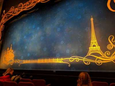 Broadhurst Theatre Section Right Orchestra Row E Seat 4