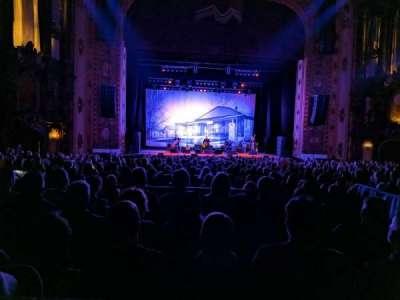 Midland Theatre, section: 102, row: 26, seat: 24