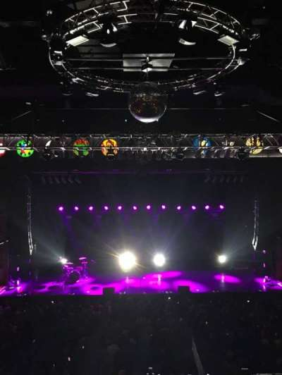 House Of Blues - Boston, section: Box2, row: A, seat: 104