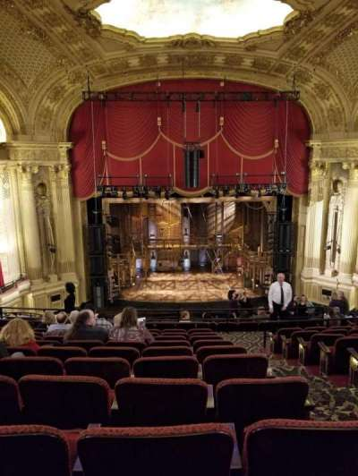 Boston Opera House section Mezz Left Center