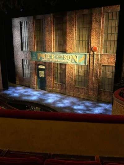 Al Hirschfeld Theatre, section: MezzR, row: C, seat: 18