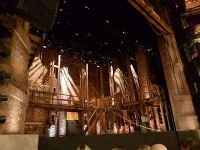CIBC Theatre section Orchestra Left