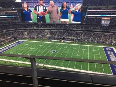 AT&T Stadium section 410