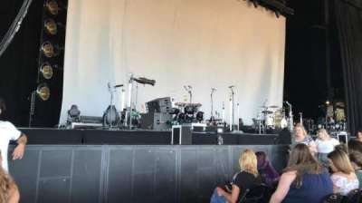 Hollywood Casino Amphitheatre (Tinley Park), section: 104, row: D, seat: 1