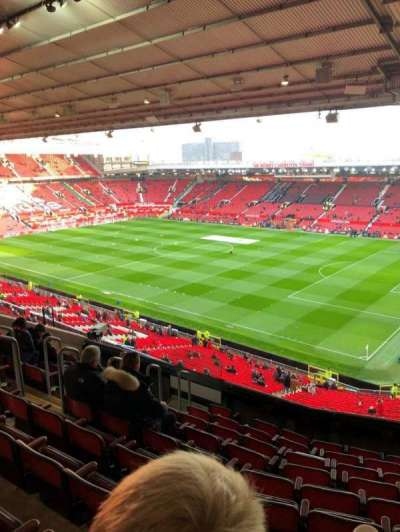 Old Trafford section NW3428