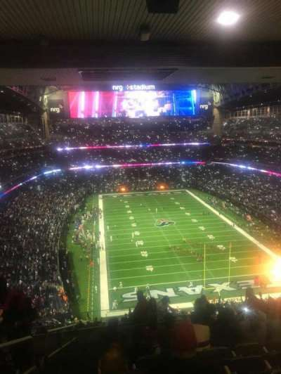 NRG Stadium section 623