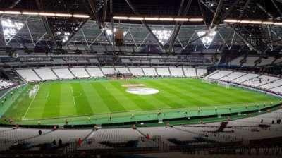 London Stadium section 233