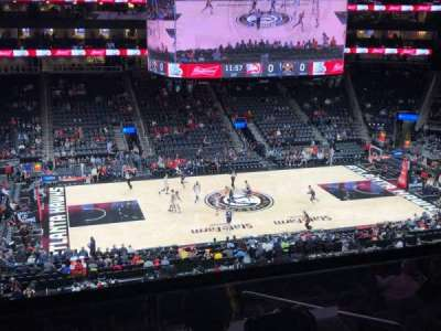 State Farm Arena section T24