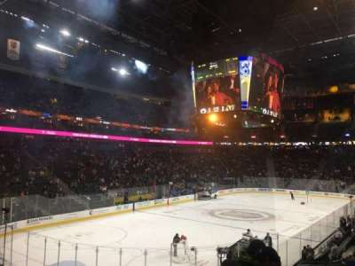 T-Mobile Arena section 12