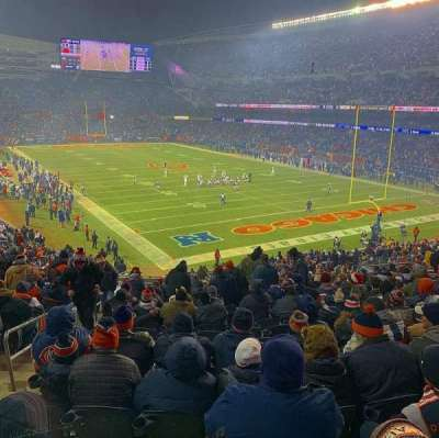 Soldier Field section 255