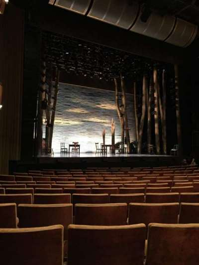 Ahmanson Theatre, section: Orch, row: L, seat: 40
