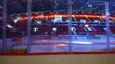Helsingin Jäähalli, section: C2, row: 3, seat: 54