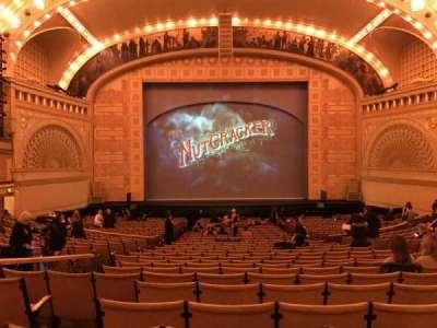 Auditorium Theatre, section: Dress Circle - Center, row: EE, seat: 307